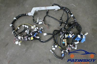 2007 Toyota Highlander Dashboard Dash Wiring Harness Pigtail Cable Line Set 07
