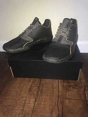 28ca0202b32 4f9ca 282ad official nike air jordan eclipse winter black gold holiday  shoes size 12 4eef1 2e100 ...