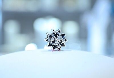 Authentic Pandora Disney When you Wish Upon A Star Charm Light Blue 797490NBL