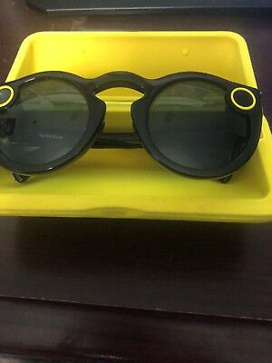 Snap Inc. Snapchat Spectacles. Smart Glasses - Black
