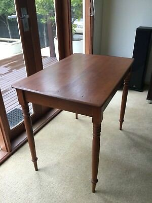 Antique Cedar Table Circa 1850 - Great Condition