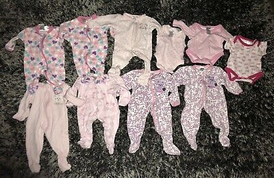 Size 00000 Baby Girl Clothes