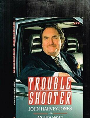 Troubleshooter by Masey, Anthea Hardback Book The Cheap Fast Free Post
