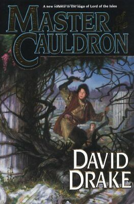 Master of the Cauldron (Lord of the Isles) by Drake, David Book The Cheap Fast