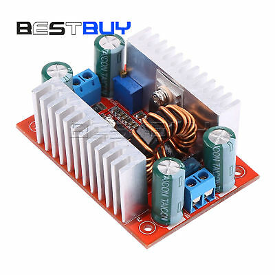 DC-DC Step Up Boost Converter Constant Current Power 400W 15A LED Driver BBC