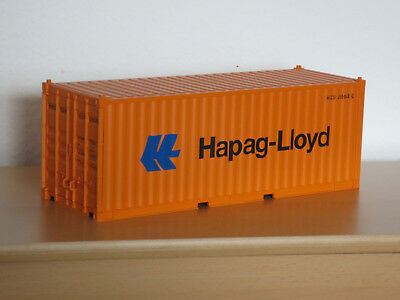 """PIKO Spur G 36300 Container """"Hapag Lloyd"""""""