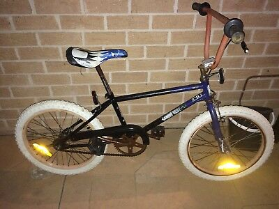 Bmx Bike Gemini Street Beat 83 old school