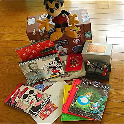 Walt Disney's 100th Anniversary Special Project COLLECTION BOX limited box Japan