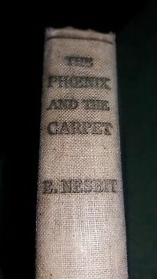 Vintage Collectable  Rare The Phoenix and the Carpet Book by E Nesbit 1947 book