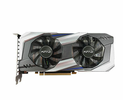KFA2 GeForce GTX 1060 OC 6GB Grafikkarte - 60NRH7DSL9OK top Zustand