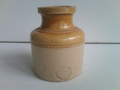 Antique 1850's Stoneware bottle Stephen Green Imperial Potteries Lambeth England