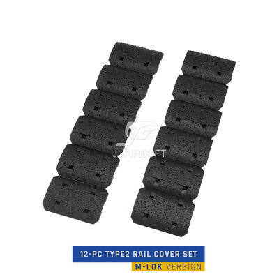 """Trinity Force 4.7/"""" Protective Rail Covers Pack of 5 For KeyMod and M-LOK Tan"""