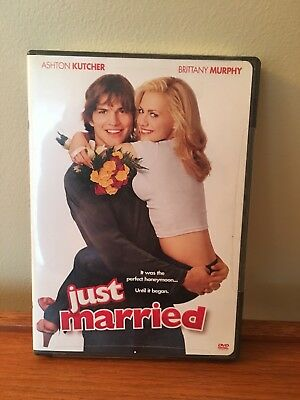 JUST MARRIED (DVD, 2003) Full & Widescreen BRAND NEW & SEALED! Region 1