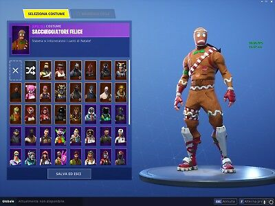Fortnite Account with random rare/leggendary/epic Skins Fortnite