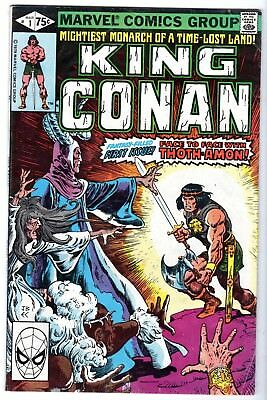 King Conan #1, Fine Condition'