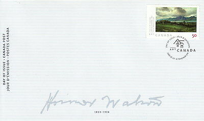 Canada #2109 50¢ Art Canada Homer Watson First Day Cover