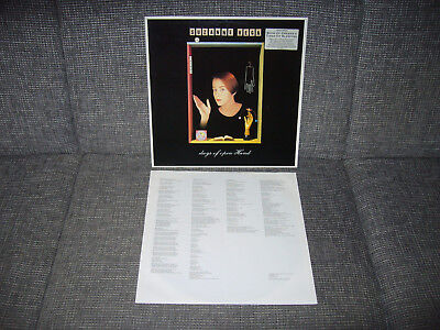 "Klasse Lp Suzanne Vega ""days Of Open Hand"" With Ois"