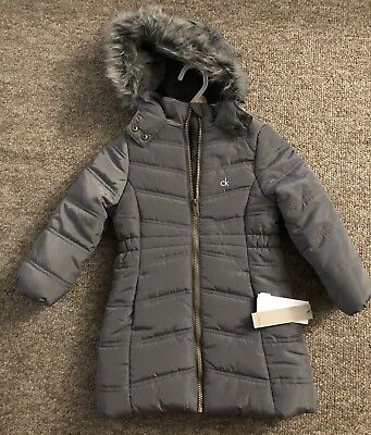 2eb02760f BABY GAP TODDLER Girls Warmest Down Fill Parka Champagne Gold 3T ...