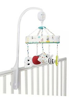 Alphabet Brights Musical Cot Mobile from Mothercare - Excellent user reviews