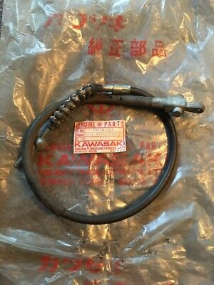 Kawasaki GENUINE NEW 54022-024 Rear Brake Cable KD KE KS KD125 KE125 KS125 78-83