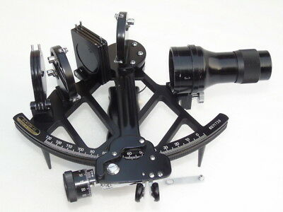 Glh 130-40 Ships Boat Yacht Micrometer Drum Navigation Sextant