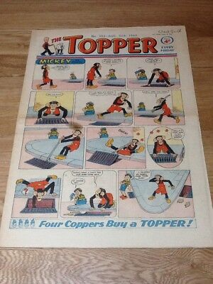 Topper comic dated 20Aug60 (#394)
