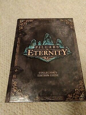 Pillars of Eternity Collector's Edition Guide