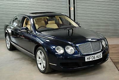 2006 Bentley Continental Flying Spur Auto Low Mileage 550Bhp 6.0 W12 4X4