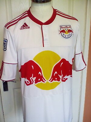 Red Bull New York ,2010 home shirt  size M  adult