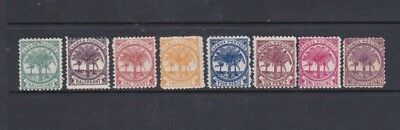 Early Samoa M/Mint Stamps