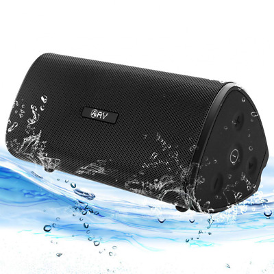 AY Wireless Bluetooth Speaker 4.2, Portable with 30W Enhanced Bass,TWS Supported