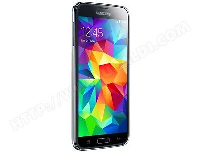 TELEPHONE FACTICE Samsung Galaxy S5 Noir