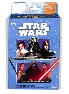 Topps Star Wars - Journey to Star Wars: The Force Awakens - 16 Card Trading card