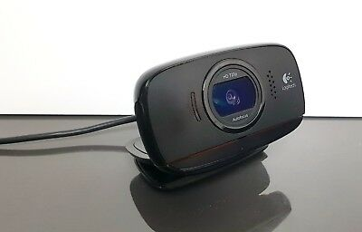 Logitech B525 Webcam HD 720p USB Internet PC Autofocus Konferenz Kamera