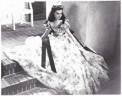 Gone With The Wind (1939) - Scarlett O'Hara - Vivien Leigh - Vintage Photo