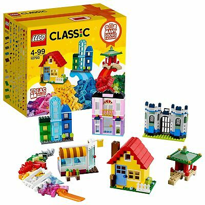 LEGO 10703 Classic Creative Builder Box Construction Set, Colourful Toy Brick...