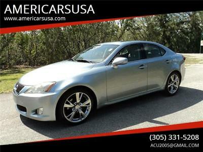 2010 IS Spotless Florida beauty Carfax certified 2010 Lexus IS 250 Spotless Florida beauty Carfax certified