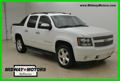 2012 Chevrolet Avalanche LT1 2012 LT1 Used 5.3L V8 16V Automatic 4WD Pickup Truck OnStar Bose