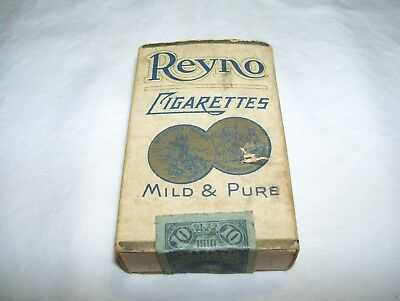 Antique Vintage Pack of Cigarette's from the early 1900's Full in Original Box