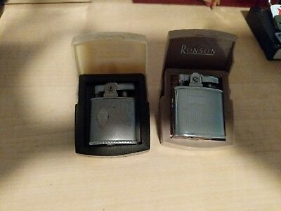 Ronson Art Deco Lighters