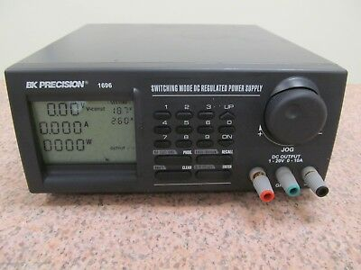 BK Precision 1696 Switching Mode DC Regulated Power Supply