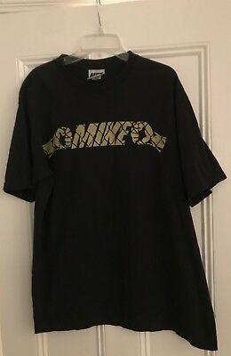 0bd5c82652a Authentic Mike 23 homage to MJ Jordan black and gold t-shirt tee size XL