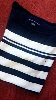 Nice Tommy Hilfiger T-shirt Women Usd Half Sleeve Small Logo casual 100% cotton