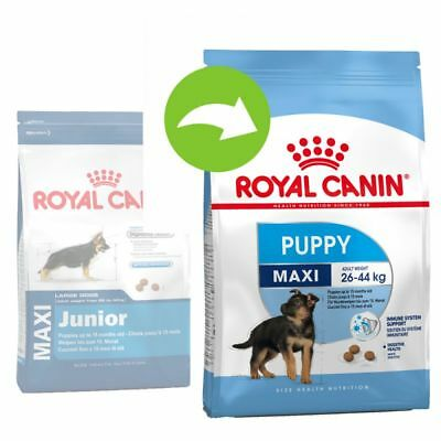 Royal canin maxi junior (puppy) 15kg x 2 = 30kg in totale - offertissima