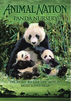 Animal Nation - Animal Nation - Panda Nursery [DVD] - DVD  NUVG The Cheap Fast