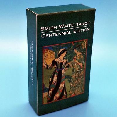 Smith Rider Tarot Deck Set With Bag Future Telling Sealed New English packaging