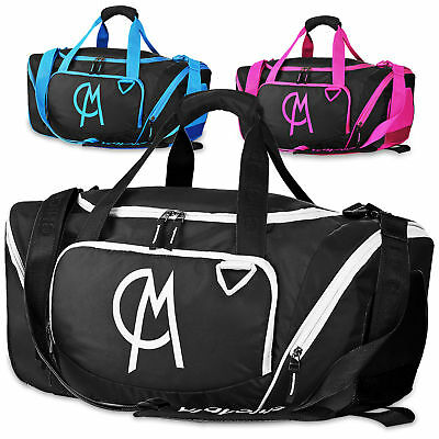 9d9b7de497 Gym Duffel Bag Sports Travel Luggage Bag with Shoe Compartment Large  Capacity