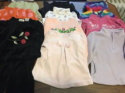 3T Girls Fall Winter Clothes Lot