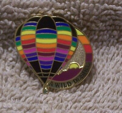 Wild Desire Balloon Pin
