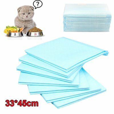 100 200 300 400 500 33X45Cm Puppy Training Pads Toilet Pee Wee Mats Pet Dog